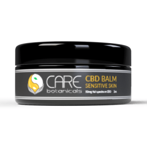 CARE CBD Balm for Sensitive Skin (100mg 2oz)