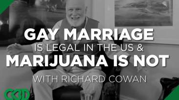 Gay marriage is legal in the united states so why not marijuana?