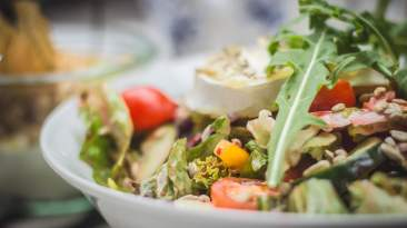 Dr. igor's superfood salad tossed in turmeric green goddess dressing recipe