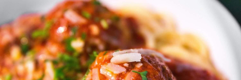 "Dr. igor's lentil & hemp heart italian ""meatballs"" with roasted cherry tomato sauce recipe"