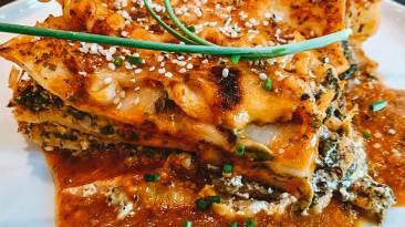 Dr. igor's vegan hemp heart lasagna recipe