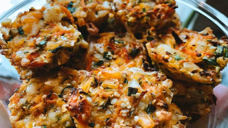 Dr. igor's low-carb veggie tots recipe