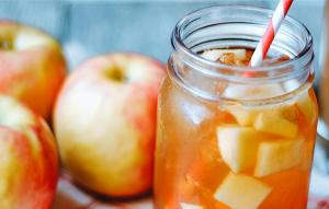 Apple Berry Rooibos Cold Steeped Tea
