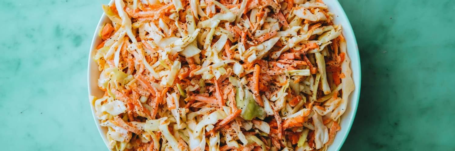 Dr. Igor's Hemp Coleslaw Recipe