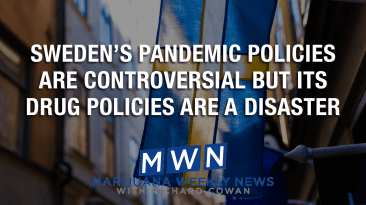 Sweden's Pandemic Policies Are Controversial But Its Drug Policies Are A Disaster