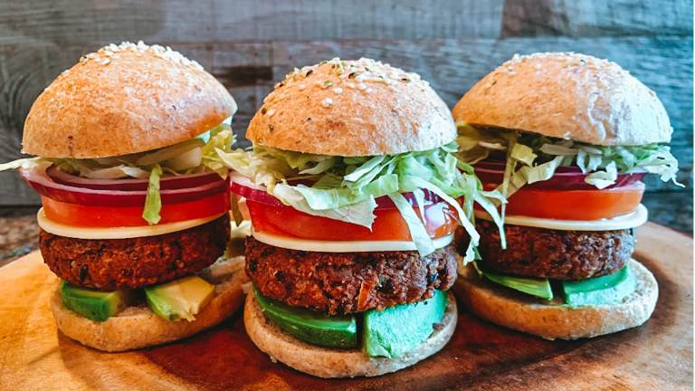 Dr. Igor's Best Vegan Sliders on  Yeasted Buns Recipe