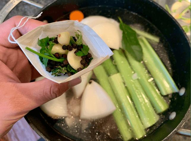 Dr. Igor's Homemade Beef Bone Broth Recipe