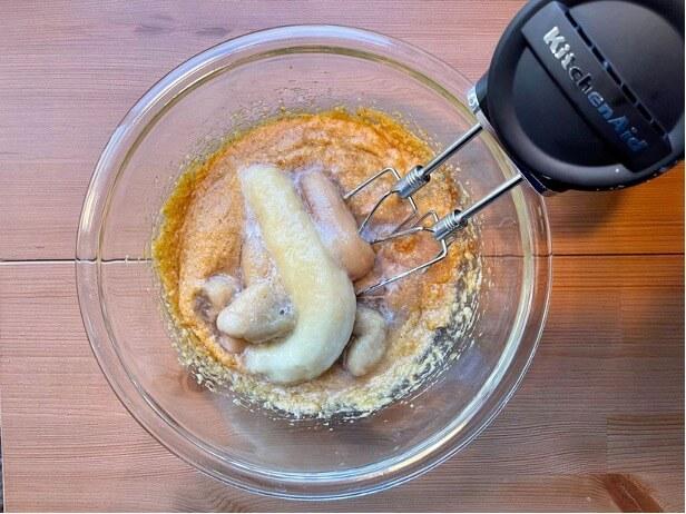Dr. Igor's Superfood Strawberry Banana Bread Recipe
