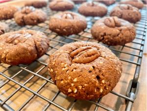 Dr. Igor's Oat & Banana Protein Cookies