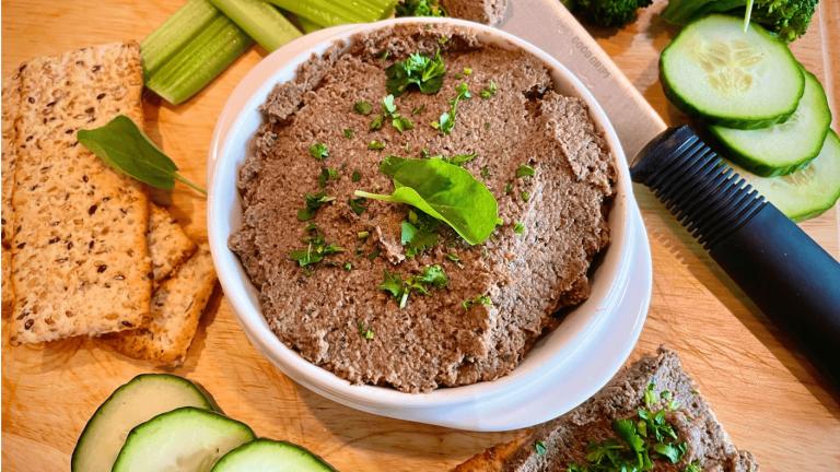 Dr. Igor's Adaptogenic Mushroom Pâté Recipe
