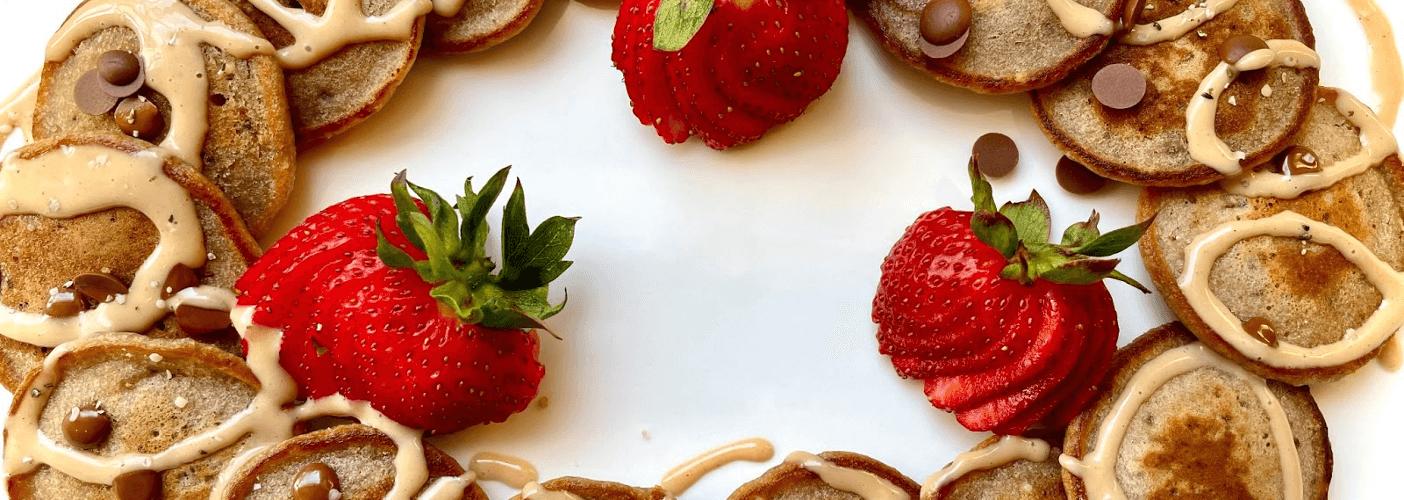 Dr. Igor's Boosted Silver Dollar Pancakes Recipe