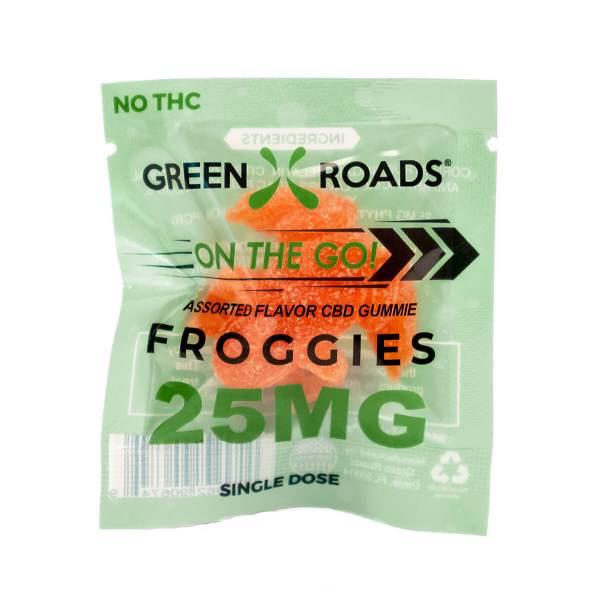 CBD Froggie 25mg
