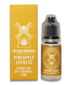 CBD eliquid Pineapple Express