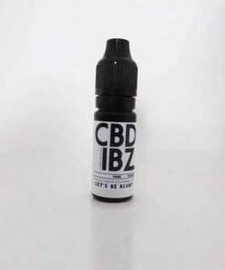 CBD IBZ lets be blunt 200mg cbd eliquid
