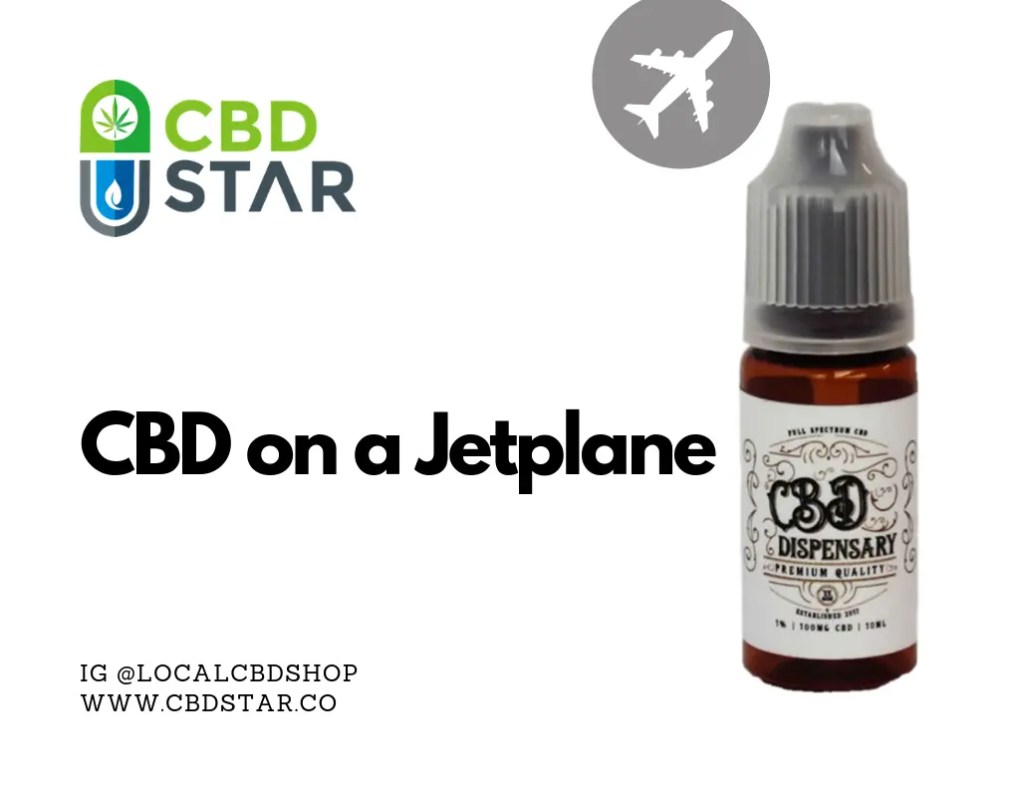 Can you take CBD through customs