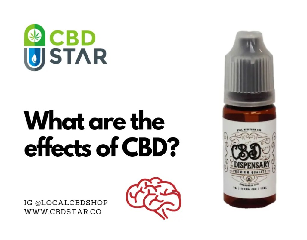 what are the effects of cbd