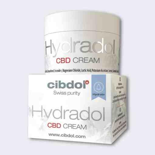 Cibdol-CBD cream