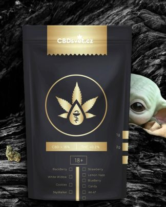 CBD kvety skywalker