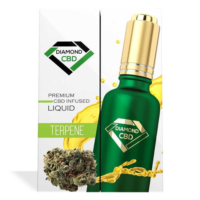 Diamond CBD Terpenes Oil