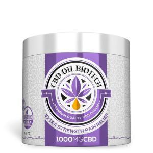 Biotech CBD Cream 1000MG