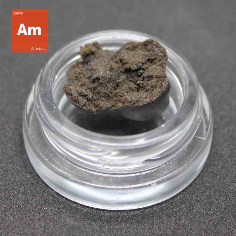 Legal CBD Hash: Amnesia Jelly