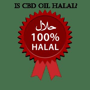 is CBD Oil Halal?