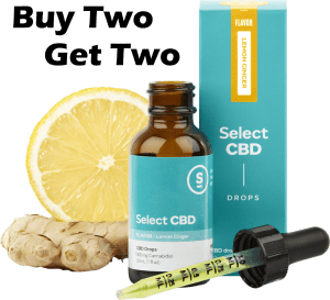 Buy two get two: SelectCBD Balck Friday deal