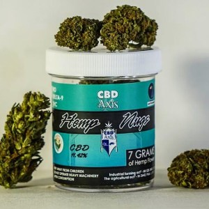 25% off CBD hemp nugs by CBD Axis