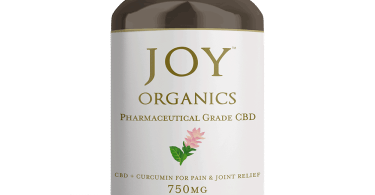 CBD softgels with curcumine