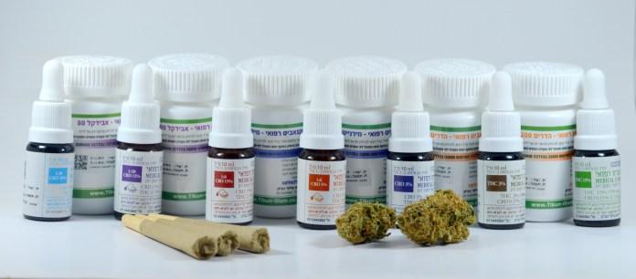 Tikun Olam's Avi Dekel High-CBD medical cannabis products, in Hebrew. Soon in the U.S.