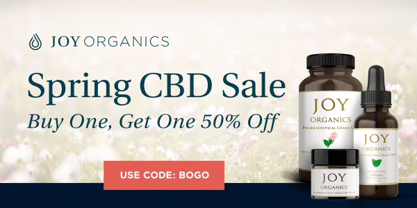 CBD 420 deal: Buy one get one 50% off
