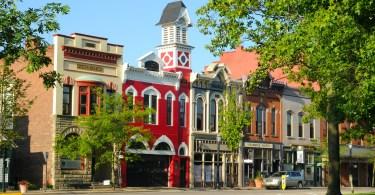 cannabis small towns