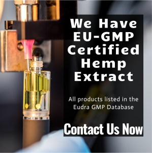 Get EU GMP certified Extracts