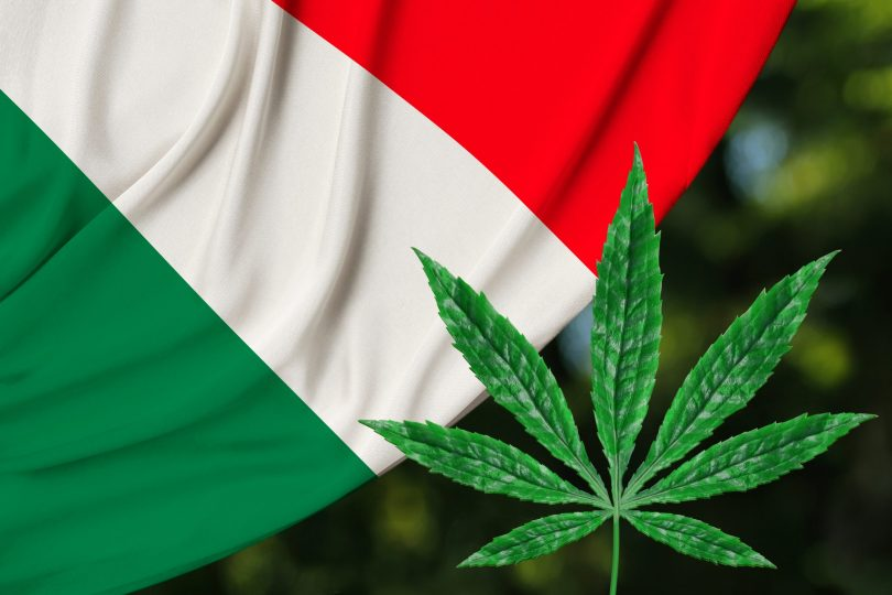 Italian cannabis contradiction