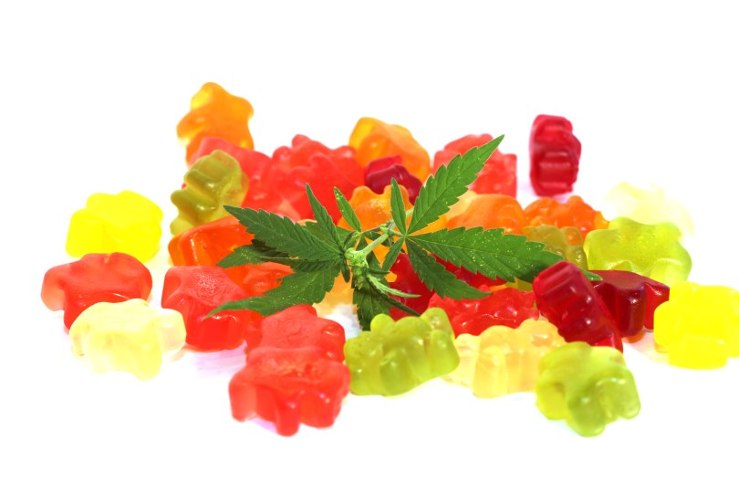 Delta 8 Weekly New Years Sale: 500mg DELTA-8 THC GUMMIES - $10/BAG