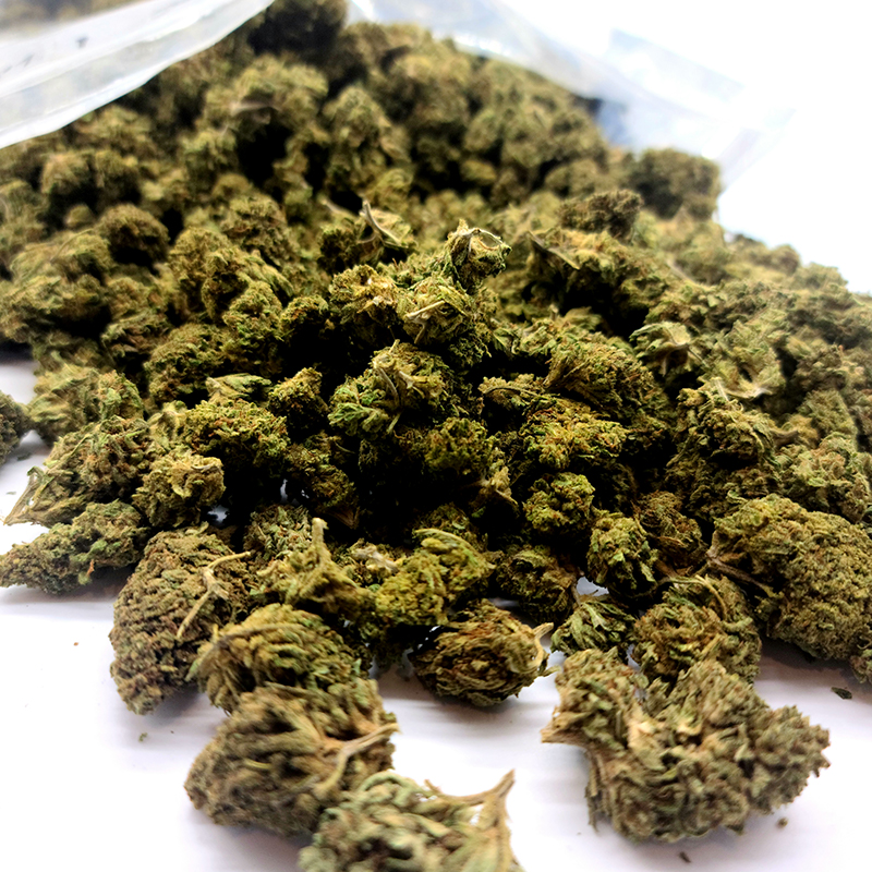 35% Discount on Bulk Delta-8 THC Flowers - New Years Sale