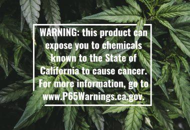 prop 65 cannabis