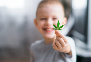 cannabis good young brains