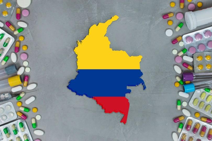 Colombia will legalize cocaine