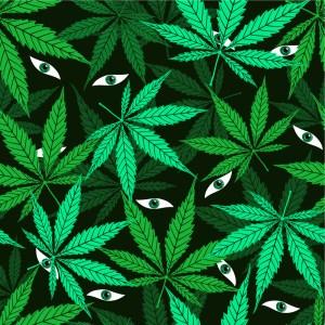 marijuana for the eyes