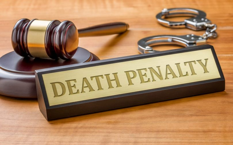 death penalty for cannabis
