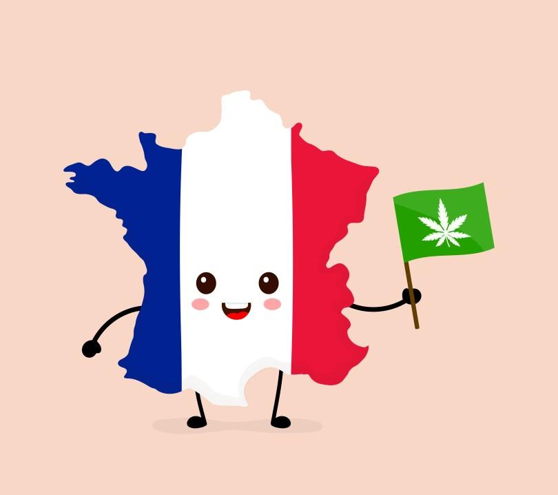 France and cannabis