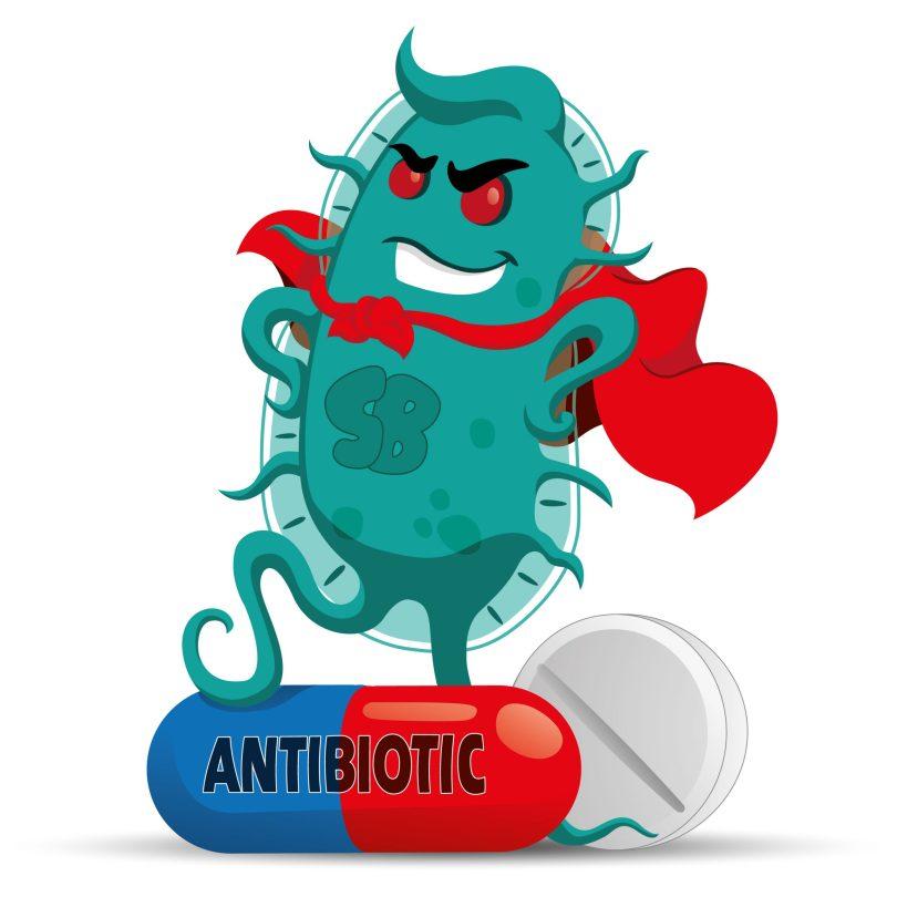 antibiotic-resistant disease
