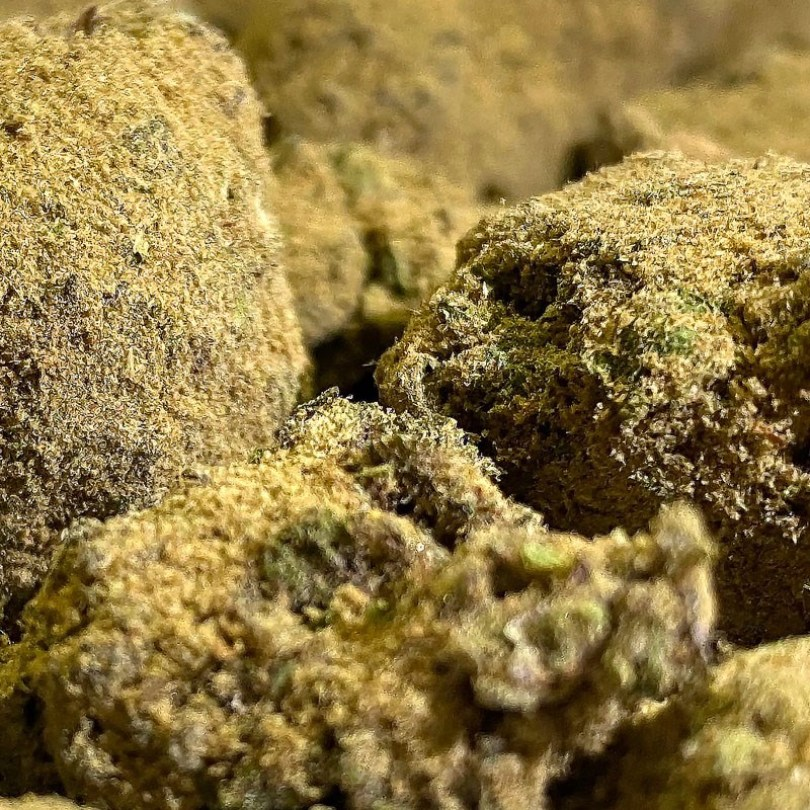 Premium Delta-8 THC Moon Rocks - Only $196.99/oz