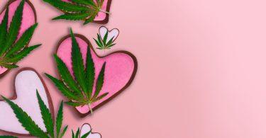 delta 8 THC valentine's