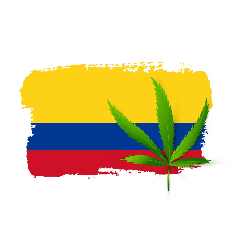 Colombia medical cannabis