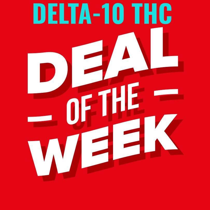 Delta-10 THC Deals