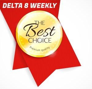 The Delta 8 Weekly Newsletter.