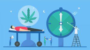 cannabis sleep products