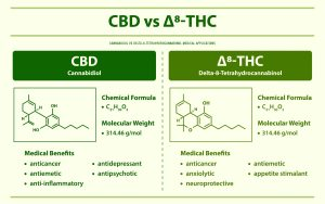 CBD to delta-8 THC